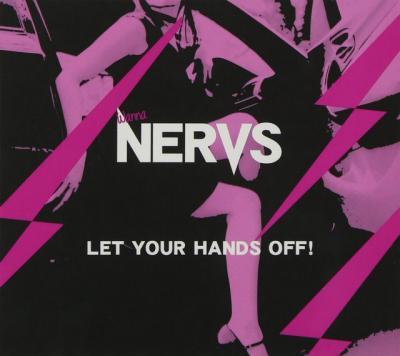 nervs let your hands off cd jpn punk egypt records