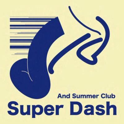 And Summer Club 『Super Dash』 (CD/JPN/ ROCK, PUNK)