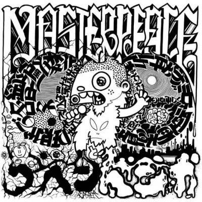 MASTERPEACE 『フヘントヘンカ』 (CD/JPN/ HARDCORE) ★特典ジャケットデザイン銀バージョン缶バッジ付き