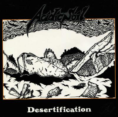 ACIDIC SOIL 『Desertification』 (7