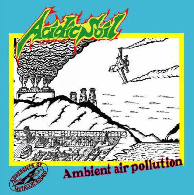 ACIDIC SOIL 『Ambient air pollution』 (7