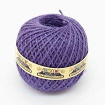イギリスNutscene(ナッツシーン)麻ひもボール3plyヘザー(薄紫)