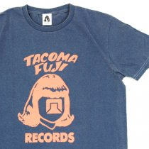 TACOMA FUJI RECORDS (タコマフジレコード)TACOMA FUJI RECORDS LOGO '16 Tシャツ|ネイビー