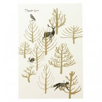 「ありがとう」を伝えるギフトカード