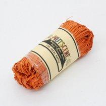 イギリスNutscene(ナッツシーン)ラフィア麻 オレンジ