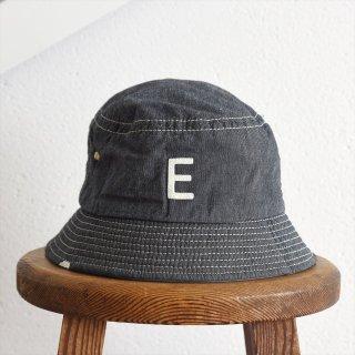 DECHO(デコー)x ANACHRONORM(アナクロノーム)BEAT INITIAL HAT STRIPE #1「E」