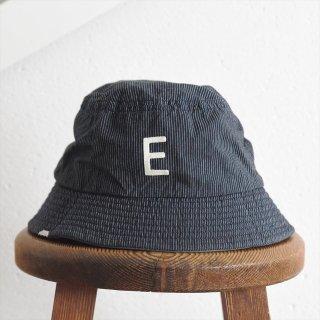 DECHO(デコー)x ANACHRONORM(アナクロノーム)BEAT INITIAL HAT STRIPE #3「E」