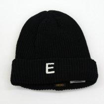 DECHO(デコー)x ANACHRONORM(アナクロノーム)BEAT INITIAL KNIT CAP ブラック「E」