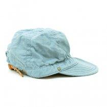 DECHO(デコー)SHALLOW KOME CAP ブルー