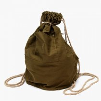 Napron Toolbox(ナプロンツールボックス)ARMY RUCK SACK カーキL