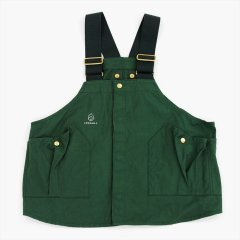 Land & B.C.(ランド&ビーシー)Hunt Vest - ROOKIE HUNTER - グリーン