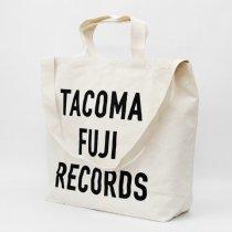 TACOMA FUJI RECORDS(タコマフジレコード)LETTER PRINT TOTE