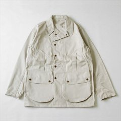 Senelier(セネリエ)PARIS 59 rivoli squater REVERSIBLE TOOLBOX JACKET サンドベージュ