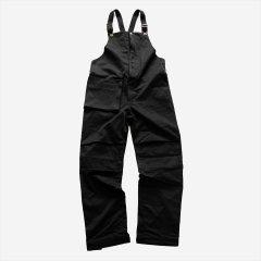 Senelier(セネリエ)PARIS 59 rivoli squater H.R gimmicks overalls ブラック