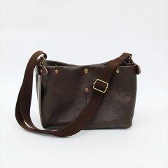 Suolo(スオーロ)KID Leather チョコ