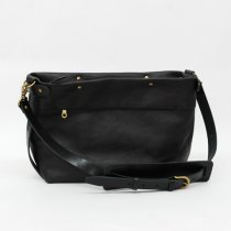Suolo(スオーロ)SAHARA Leather ブラック