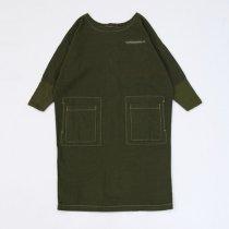 Napron Wardrobe(ナプロンワードローブ)COVERING WEAR � グリーン