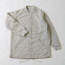 Senelier(セネリエ)PARIS 59 rivoli squater SQUATERS SHIRTS シャンブレー(グレー)