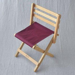 Peregrine Furniture(ペレグリンファニチャー)Tick Tack Chair バーガンディ