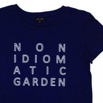 idiom(イディオム)NON IDIOMATIC GARDEN Tシャツ|月光の庭(レディス)
