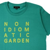 idiom(イディオム)NON IDIOMATIC GARDEN Tシャツ セラティフォリア