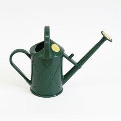 イギリスHaws(ホーズ)ヘリテイジカン1.0L グリーン(プラスチックジョーロ)