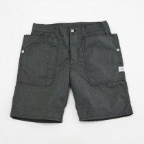 SASSAFRAS(ササフラス)Fall Leaf Pants 1/2 チャコール(T/Cポプリン)