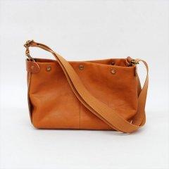 Suolo(スオーロ)KID Leather キャメル