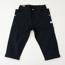 SASSAFRAS(ササフラス)Fall Leaf Gardener Pants 2/3 ネイビー(コーデュラオックス)