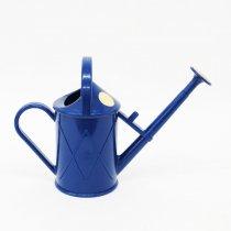 イギリスHaws(ホーズ)ヘリテイジカン1.0L ブルー(プラスチックジョーロ)