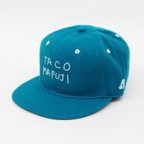 Tacoma Fuji Records(タコマフジレコード)TACO MAFUJI cap designed by Ken Kagami ブルー