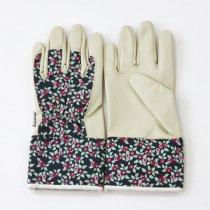 イギリスBriers(ブリアーズ)ガーデナーグローブ Plum Floral