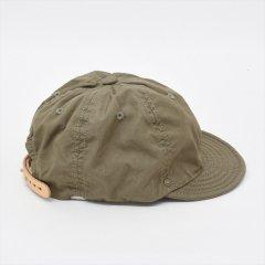 Decho(デコー)BALL CAP BUCKLE -VENTILE- ベージュ(ベンタイル)
