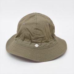 Decho(デコー)HUNTER HAT -VENTILE- ベージュ(ベンタイル)