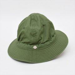 Decho(デコー)HUNTER HAT -VENTILE- オリーブ(ベンタイル)