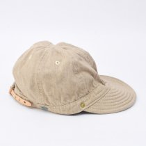 DECHO(デコー)KOME CAP -TOP DENIM- ベージュ