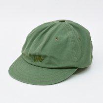 DECHO(デコー)NEGRO CAP オリーブ(キャンバス)