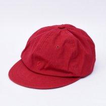 DECHO(デコー)NEGRO CAP レッド(キャンバス)