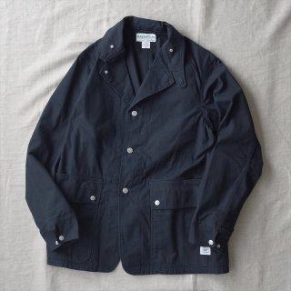 SASSAFRAS(ササフラス)Fall Leaf Jacket ネイビー(キャンバス)
