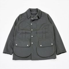Senelier(セネリエ)PARIS 59 rivoli squater REVERSIBLE TOOLBOX JACKET ダークグレー