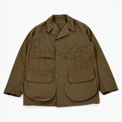 Senelier(セネリエ)PARIS 59 rivoli squater REVERSIBLE TOOLBOX JACKET カーキブラウン