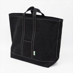 Suolo(スオーロ)01 SL-M ブラック(6号パラフィン帆布バイオウォッシュ)