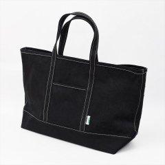Suolo(スオーロ)01 SL-L ブラック(6号パラフィン帆布バイオウォッシュ)