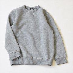 Yetina(イエティナ)Sweatshirt  フォグブルー(クルーネック)