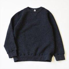 Yetina(イエティナ)Sweatshirt アイアンネイビー(クルーネック)