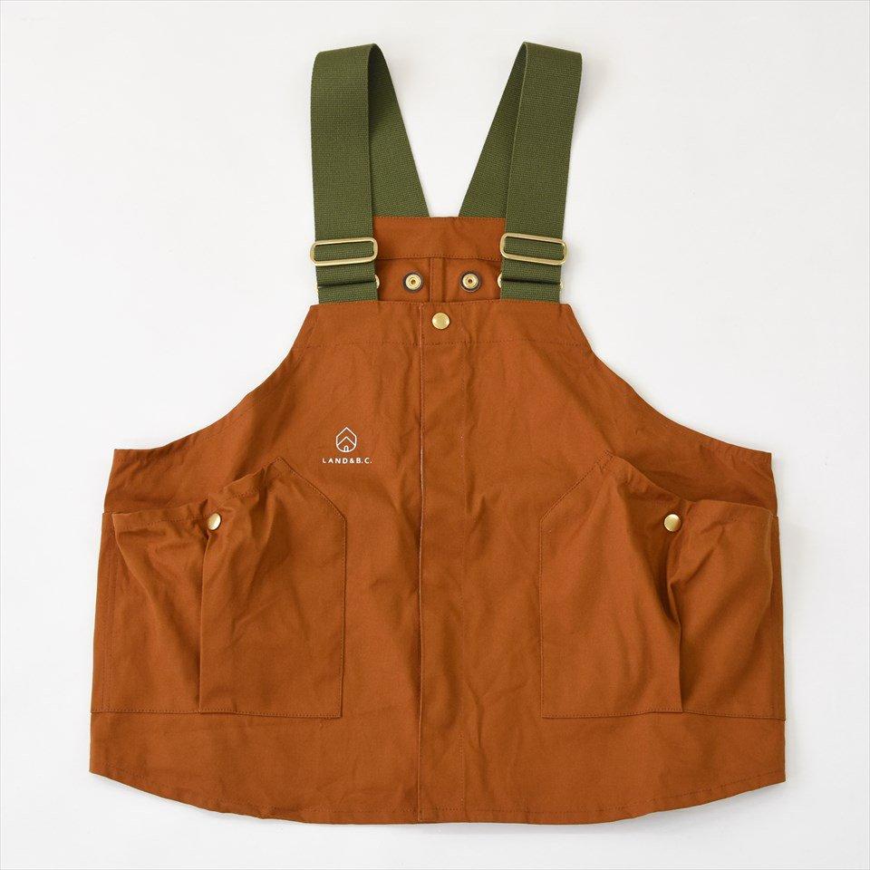 Land & B.C.(ランド&ビーシー)Hunt Vest