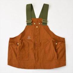 Land & B.C.(ランド&ビーシー)Hunt Vest - ROOKIE HUNTER - キャメル