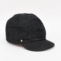 DECHO(デコー)BALL CAP -DENIM- ブラック