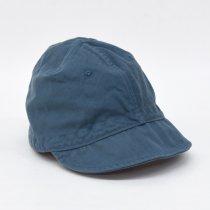 DECHO(デコー)PUTON CAP ブルー