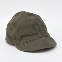 DECHO(デコー)PUTON CAP オリーブ